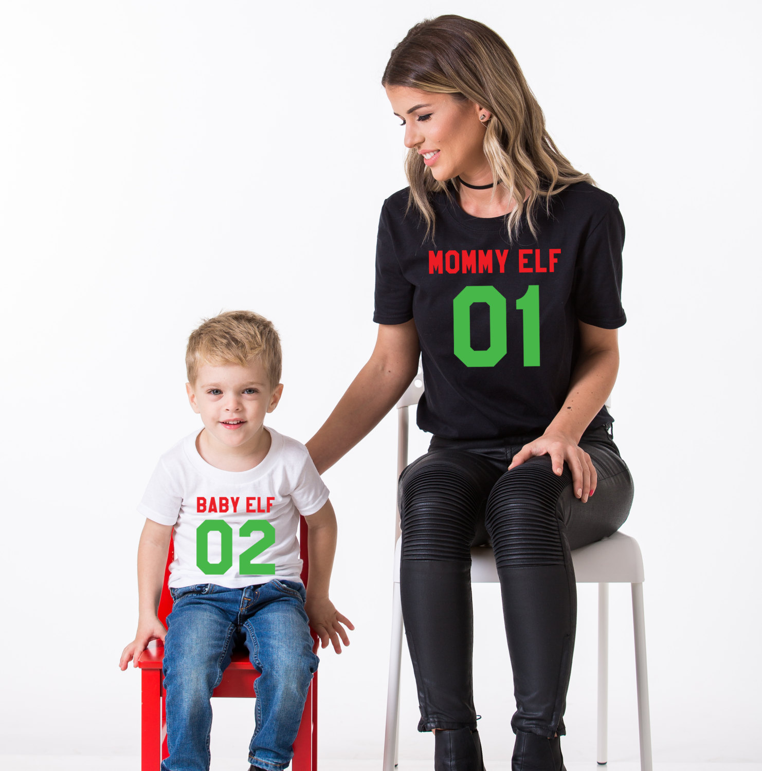head elf mommy elf little elf baby elf matching family christmas matching boy christmas outfits