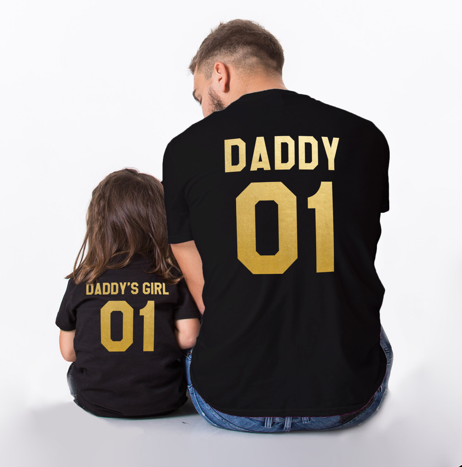 c326a7a5 Daddy Daughter Shirts, Daddy, Daddy's Girl, Matching Daddy and Me