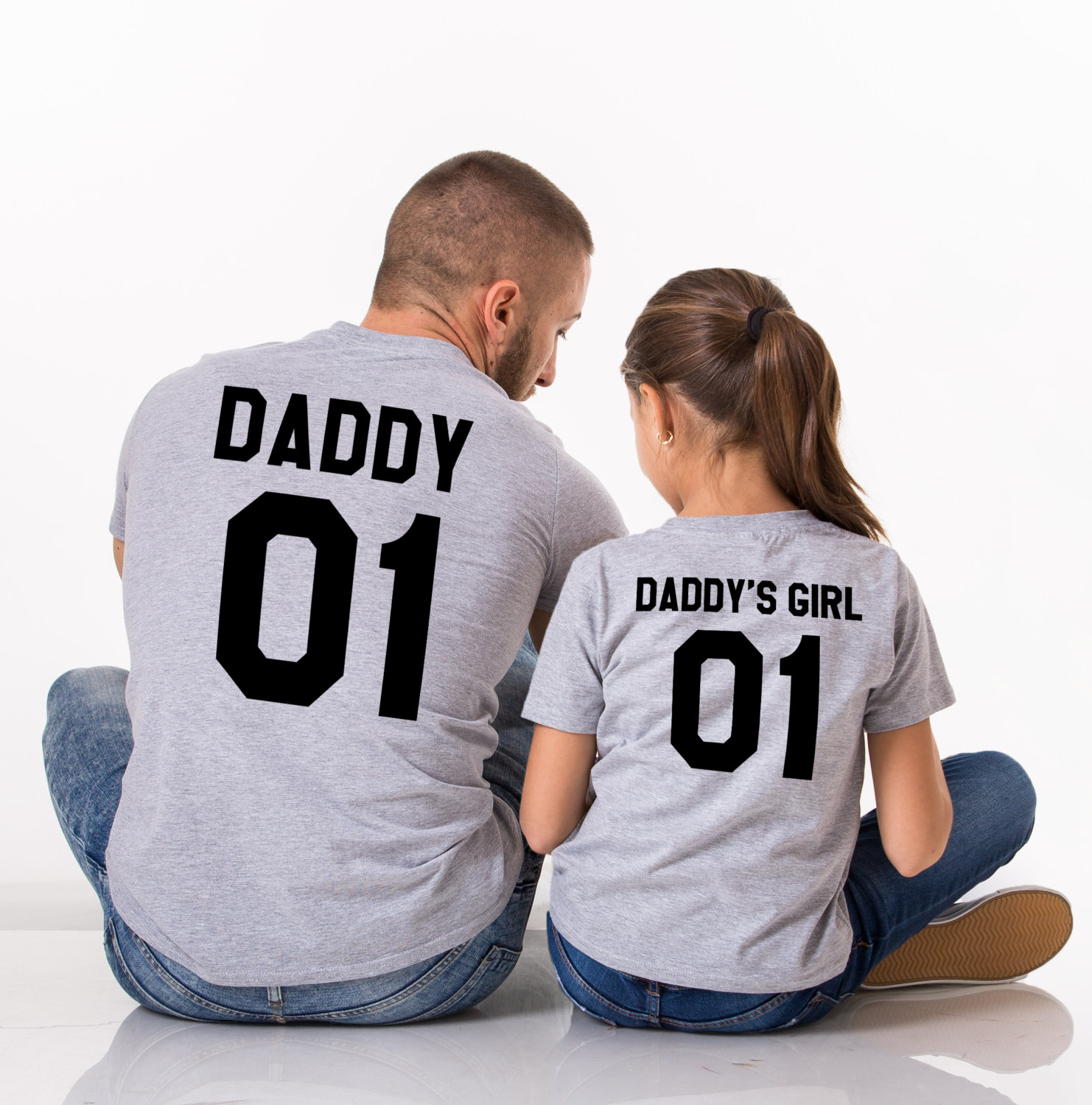 Daddy Daughter Shirts Daddy Daddys Girl Matching Daddy And Me