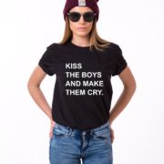 Kiss the Boys and Make Them Cry Shirt