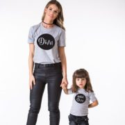 Diva, Mini Diva, Gray/Black