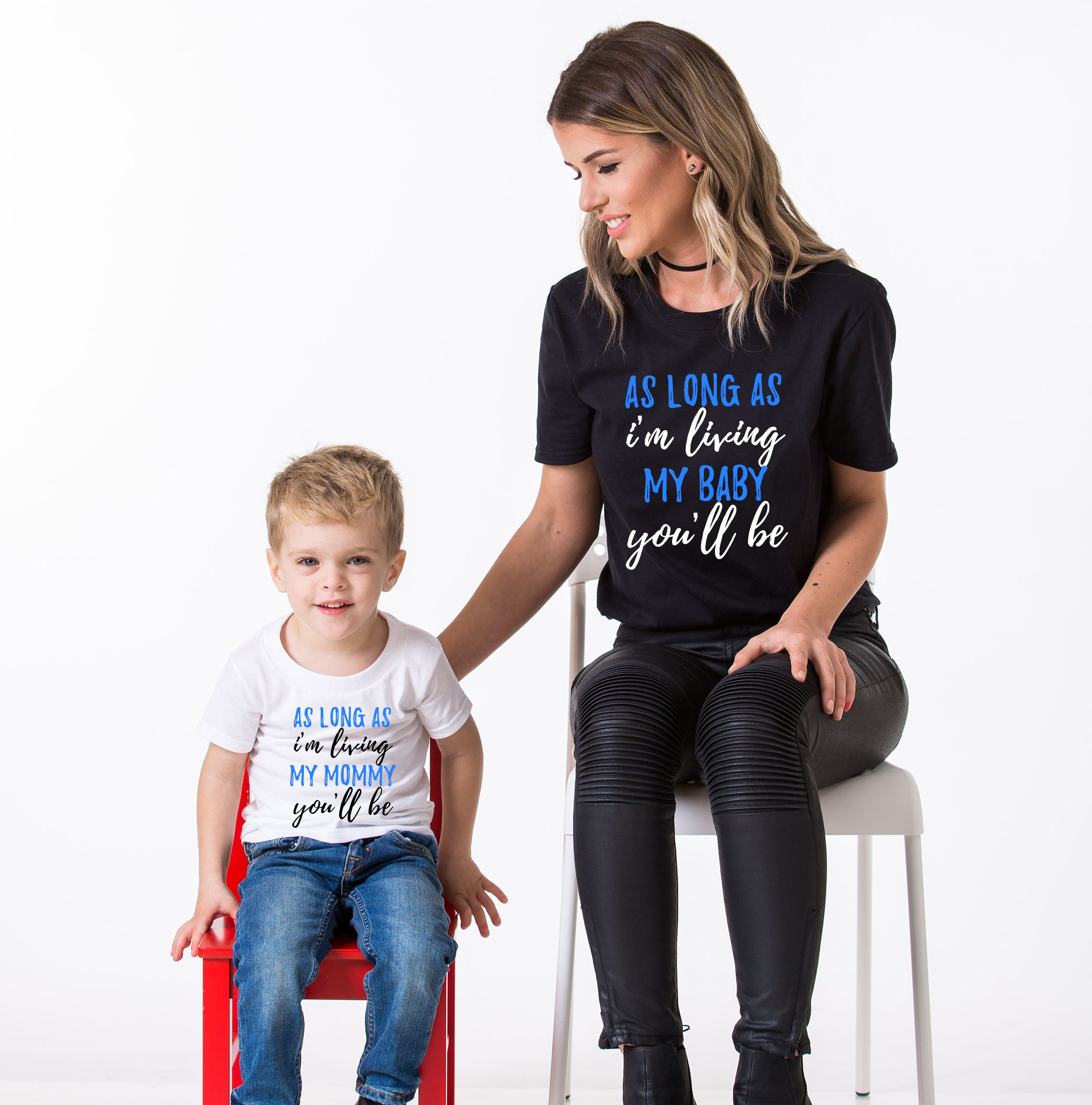 Mothers Day T Shirt Kids