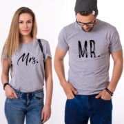Mr., Mrs. Gray/Black