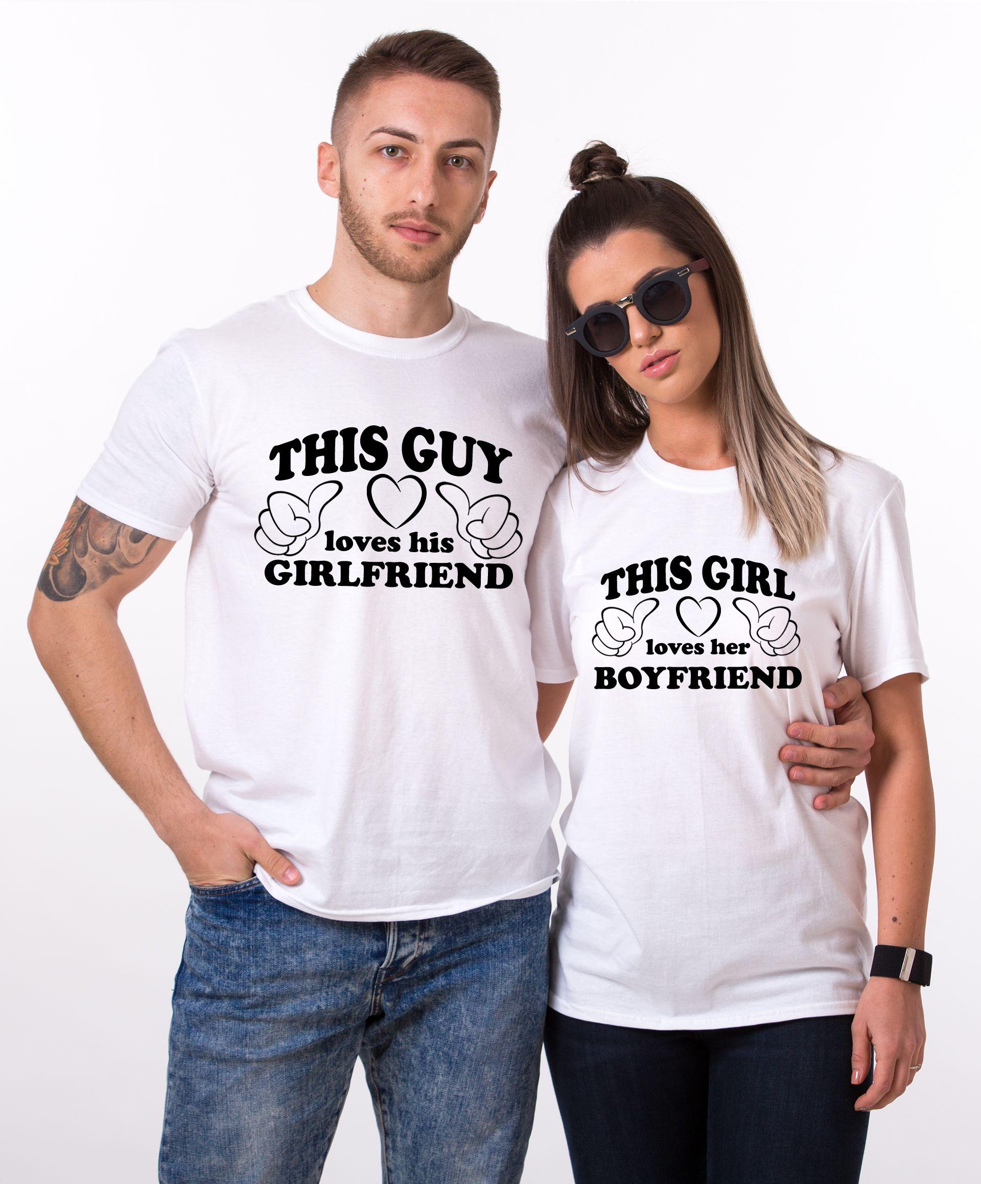 couples matching shirts