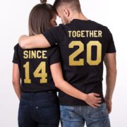Together Since, Black/Gold