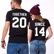 Together Since, Black/White