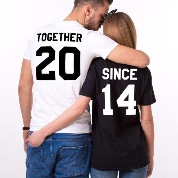 Together Since, Black/White, White/Black