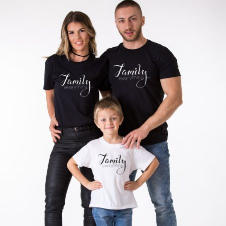 Family Everything, Family Matching Shirts, Unisex