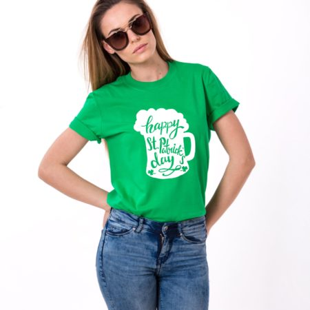 St. Patrick's Day Pint Shirt, Happy St. Patrick's Day Shirt