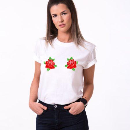 Roses Shirt, Flower Shirt, Nature Shirt, Single Shirt, Unisex