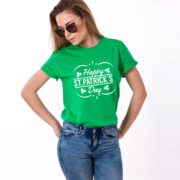 Irish Shirt, Happy St. Patrick's Day, St. Patrick's Day Shirt, UNISEX