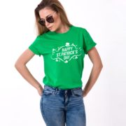St. Patrick's Day UNISEX Shirt, Happy St. Patrick's Day, Leprechaun Hat