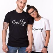 Mommy Daddy Shirts, Matching Family Shirts, UNISEX