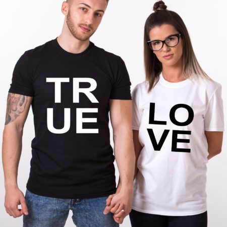 True Love Shirts, Matching Couples Shirts, UNISEX