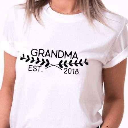 Grandma Est. Shirt
