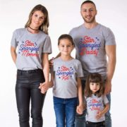 Star Spangled Family, Gray