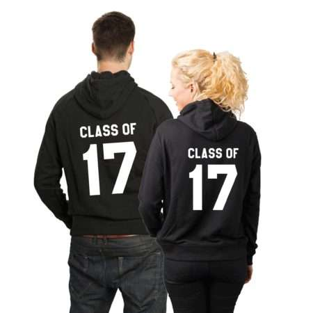 Custom Year Class Hoodies