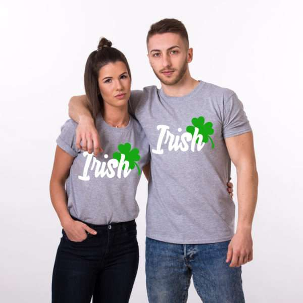 irish-couple-clover