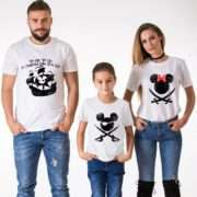 Daddy Baby Mickey Shirts, Matching Daddy and Me Shirts