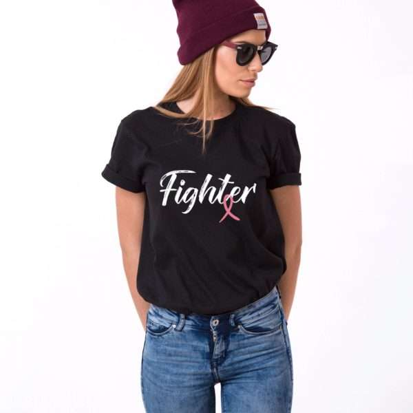 Fighter, Cancer Awareness Month Shirt, Fight Cancer