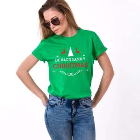 Custom Name Family Christmas, Family Christmas, Christmas Shirt