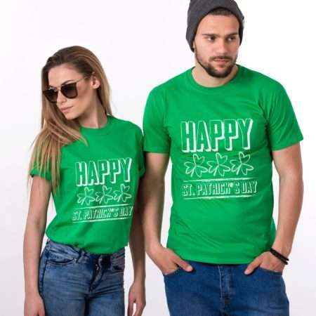 Happy St Patrick Day Shirt, St. Patrick's Day Shirt, Couples Shirts