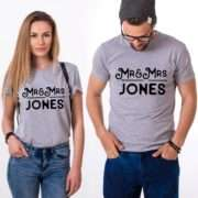 Custom Anniversary Shirts, Mr Mrs, Matching Couples Shirts
