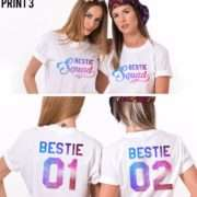 Bestie Squad Shirts, Bestie 01, Matching Best Friends Shirts
