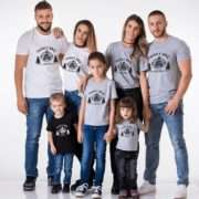 Family BBQ Shirts, Custom Year, Matching Family Shirts