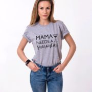 Mama Needs A Quarantini Shirt, Quranatine Shirt, Self-Isolation Shirt